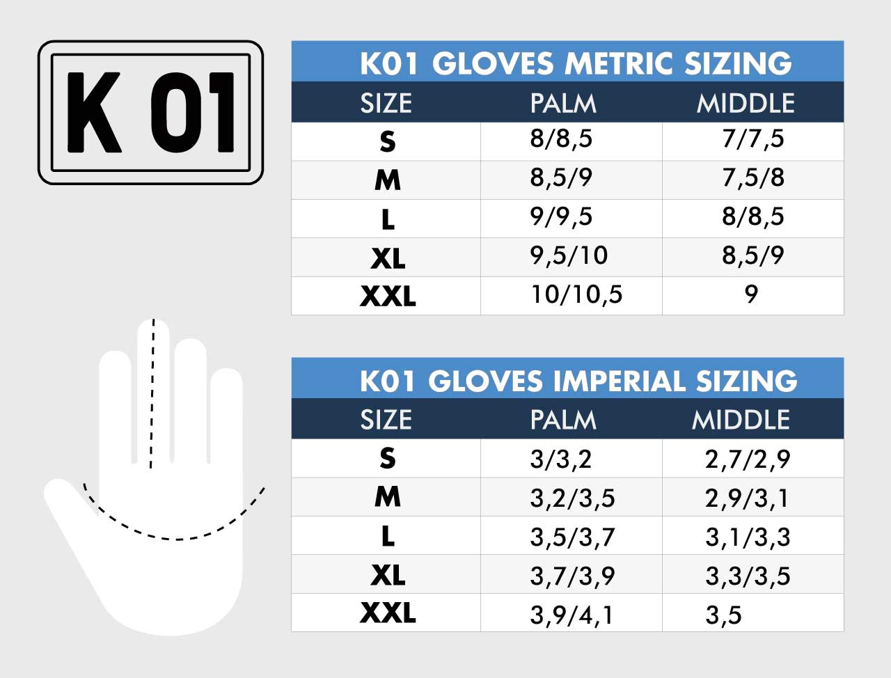 Our gloves are designed with anatomical fit so it is important to measure  for perfect fit 176460cd25e2